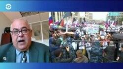 Будущее московских протестов и иностранное вмешательство
