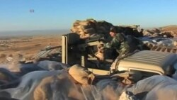 نیروهای کرد عراق عملیات آزادسازی سنجار را آغاز کردند
