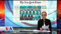 20 Şubat Amerikan Basınından Özetler