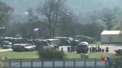 2014-03-30 美國之音視頻新聞: 美俄外長星期日就烏克蘭危機舉行會談