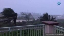 Salgınla Boğuşan Florida'yı Tropik Fırtına Vurdu