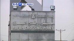 VOA60 Duniya: Masar ta Rufe Iyaka da Zirin Gaza, Nuwamba 20, 2014
