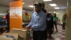 Report: Food-insecurity in US Persists