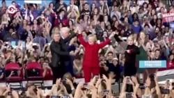 Женщины-кандидаты в президенты США намерены пробить «стеклянный потолок»