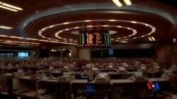 2015-08-14 美國之音視頻新聞:中國週五小幅提升人民幣匯率