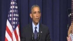 奧巴馬呼籲全球加大力度應對伊波拉