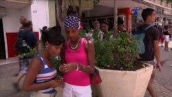 Primeras videollamadas desde Cuba