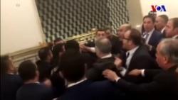 MHP ve CHP Milletvekilleri Mecliste Kavga Etti