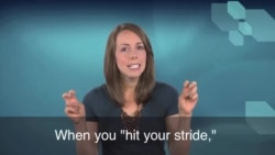 English in a Minute: Hit Your Stride