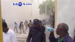 Bombe yahitanye abantu 10 i Mogadishu muri Somaliya