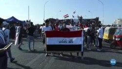 Manifestações no Iraque continuam