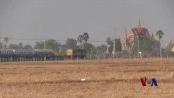 柬埔寨发展铁路运输 满足经济发展需要