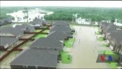 """Тропічний шторм """"Гарві"""" змістився у сусідній із Техасом штат - Луїзіану. Відео"""