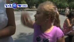 VOA美國60秒(粵語): 2012年6月21日