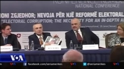 Takim mbi reformen zgjedhore