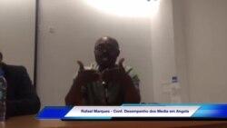 Liberdade Imprensa, 3 de Maio: Relatos de Rafael Marques