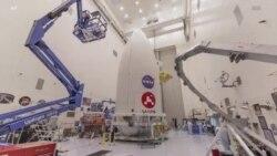Новиот ровер за истражување на Марс чека поволна позиција на планетите
