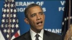 奥巴马警告叙利亚不要使用化学武器