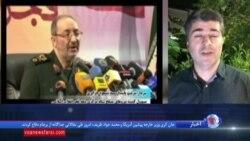 مانور مشترک ایران و عراق در پی همه پرسی استقلال اقلیم کردستان