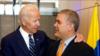 Biden y Duque dialogan sobre Venezuela y vacunación en primera conversación