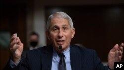 Direktor Nacionalnog instituta za infektivne bolesti i alergije Anthony Fauci.