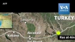 Opération militaire turque dans le nord de la Syrie