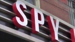 Музей шпионажа в Вашингтоне