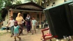 逃缅罗兴亚人在马来西亚前途难卜