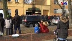 Almanya'da Bir Mescit ve Türk Kültür Kulübüne Saldırı Şüphesi