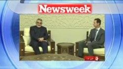 نیوزویک: روسیه و ایران به بشار اسد کمک شایانی کرده اند