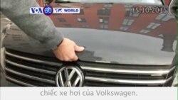 Thu hồi 2,4 triệu chiếc xe hơi Volkswagen (VOA60)