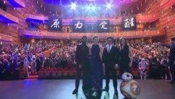 美国万花筒:星球大战全面登陆中国影院