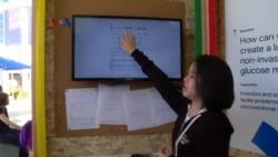 Prestasi Siswi Indonesia di Google Science Fair