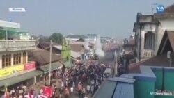 Myanmar'da En Kanlı Gün
