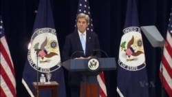 Kerry Warns Israel Against One State