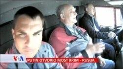 Putin otvorio most Krim - Rusija