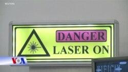 Ra mắt tia laser mạnh nhất thế giới