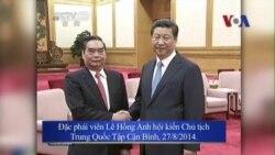 Căng thẳng vẫn âm ỉ giữa Việt Nam, Trung Quốc