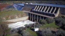 Emergency Work Underway to Fix Emergency Spillway at US Tallest Dam