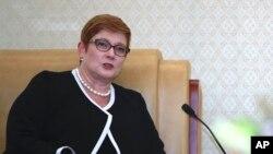 Avustralya Dışişleri Bakanı Marise Payne