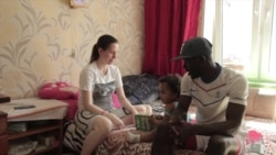 During World Cup, Russia Opens Its Doors - But Not Too Wide - Says African Refugee