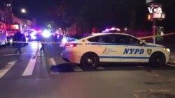 New York: Policija na mjestu događaja nakon što je Dženan Čamović nožem napao policajca