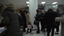 Crimeans Vote on Joining Russia