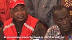 Ralson Wasike, le père de l'enfant sauvé à Nairobi