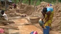 SHORT VIDEO: Ոսկու անօրինական արդյունահանումը աֆրիկյան մի շարք երկրներում
