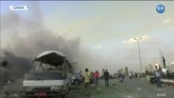 Beyrut'ta Büyük Patlama