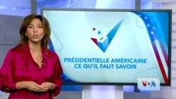 Présidentielle américaine: le symbolisme des couleurs rouge, bleu et violet