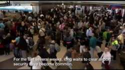 Flying This Summer Means Longer Security Lines