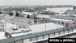 Место заключения Алексея Навального