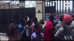 Ayiti: Yon Ekspozisyon Foto Moun ki Viktim Anba Zak Ensekirite yo